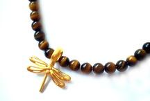 My handmade necklaces