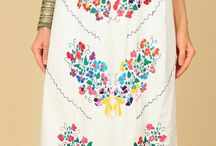 Embroidered Dresses