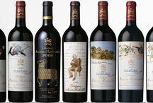 Vinos famosos / El vino es cultura y por ellos compartimos las imágenes de algunos de los vinos más famosos contigo...