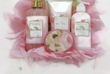 Camille Beckman Gift Baskets by Dream Weaver