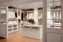 Walk in closets