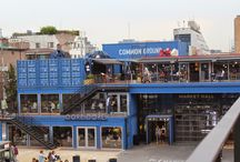 Shopping in Shipping / Eco-friendly shipping container retail stores are springing up all over the world!