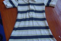 Kids Homemade Clothes / Kids clothes, made from Mens