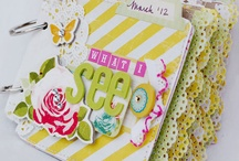 mini albums / by Jean Story