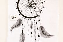 Dreamcatcher / My artwork