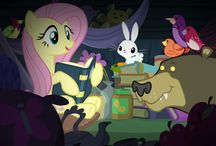 Fluttershy / Loving all things comfy, cozy, pleasant, pretty and happy. A wholesome and happy outlook.