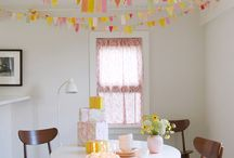 Party Decoration Ideas / by Tanya N.