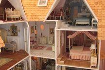 Miniatúry domčekov
