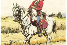 Artillerie à cheval de la ligne