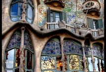 Gaudi / by Beverly Long