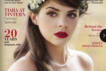 Tiara magazine - Summer 2014