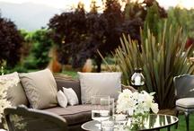 My garden preferred inspiration / Wedding garden