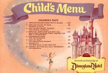 Children's menus