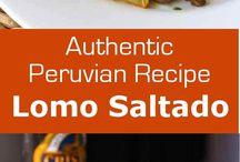 Cuisine : Amérique du sud