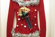 Ugly Christmas Sweaters / by Patti Beyer