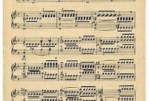 .:Musique:. / by M a m o i z e l l e .