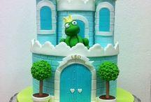 Cakes: Castles