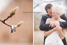 wedding ideas / by Tara Teebagy