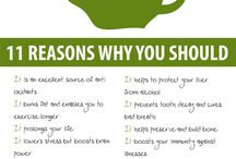 The health benefits of drinking tea /  Why is Tea so great? Why drink Tisane?