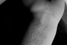 Tattoos / by Tanya Johnson