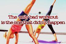 I Workout! / by Mindy Kerik