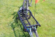 bicicletas y carritos