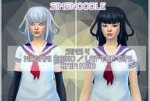 Yandere Simulator Sims 4 Mod