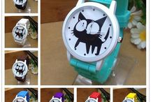 Cat Watches / Browse through our collection of affordable, adorable, elegant, casual and yet fashionable collection of Cat watches and find the right watch just for you. You know what time it is -It's Cat Time.