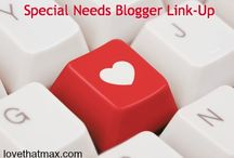 Special Needs Blogs / Blogs by and for families and individuals with special needs