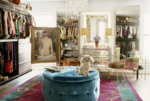 Dressing Room / Things I want in my home