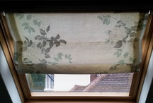Velux Blinds / I am looking for ideas for Velux Blinds or alternative ways to dress a Velux window.
