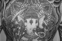 tattoos / by J Indigo