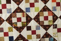 Quilts---4 & 9 Patch / by Sue Dodge