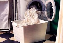 lavatrice disinfettata