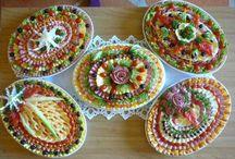 Deco fruits et legumes
