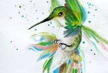 Tattoo Kolibri