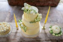 Wedding Colours: Primrose Yellow