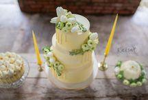 Wedding Colours: Primrose Yellow