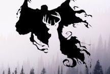 Harry Potter, El Señor de los Anillos, Divergente, Cazadores de Sombras, Los Juegos del Hambre...