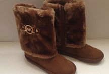 Michael Kors girls boots Maybeth