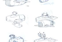 hovercraft spaceship