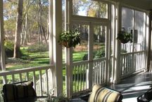 Porches / Porches and decks