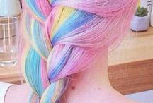 Color hair goals