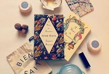 The Beauty of Books / Beautiful books, #bookbento, and that reading aesthetic life!