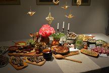 リトアニアのクリスマス、クーチョスについて学ぼう / リトアニアでは、クリスマス・イブとその日に食べる特別なお料理のことをクーチョス(Kūčios)と呼びます。いま注目の国リトアニアから、クーチョスの過ごし方、独特なホリデー習慣をご紹介。