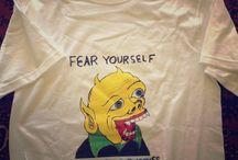 umas camisas