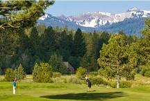 Golf in Tahoe