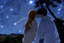 Romantic moon light