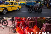 India / 1.3 billion people and countless things to see. Here are things I've loved - and would love - in Incredible India.