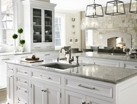 kitchens / by Julie Tandy